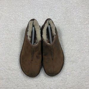 Brown Ugg Booties